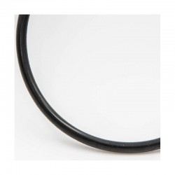 Apvali guminė virvė 4,5mm